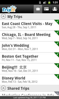 Android_itinerary